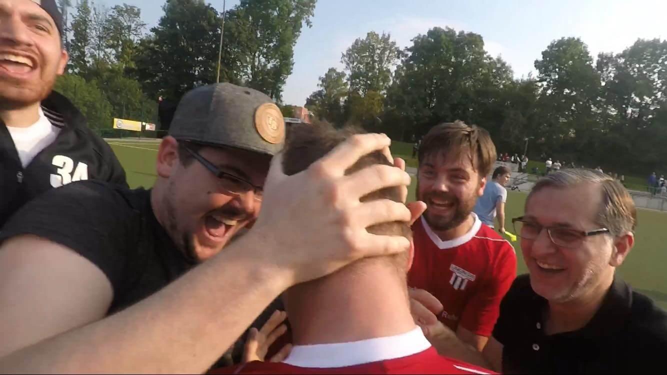 Drei Punkte für die Erste im Topspiel gegen Preußen (Union 09 3-2 Preußen Duisburg)