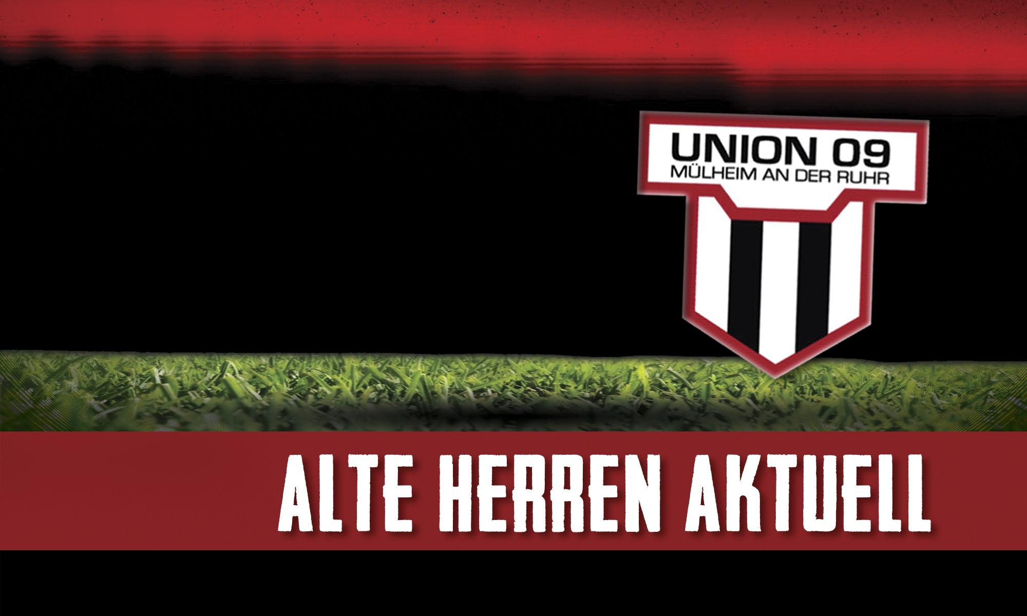 Kleinfeldturnier der Alten Herren am 23.09.2017