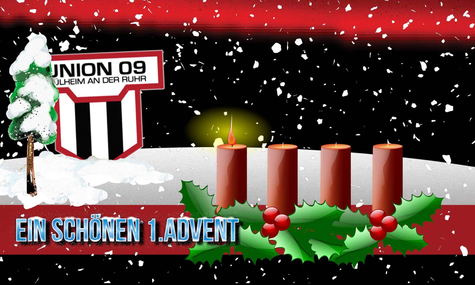 Wünschen allen ein schönen 1. Advent