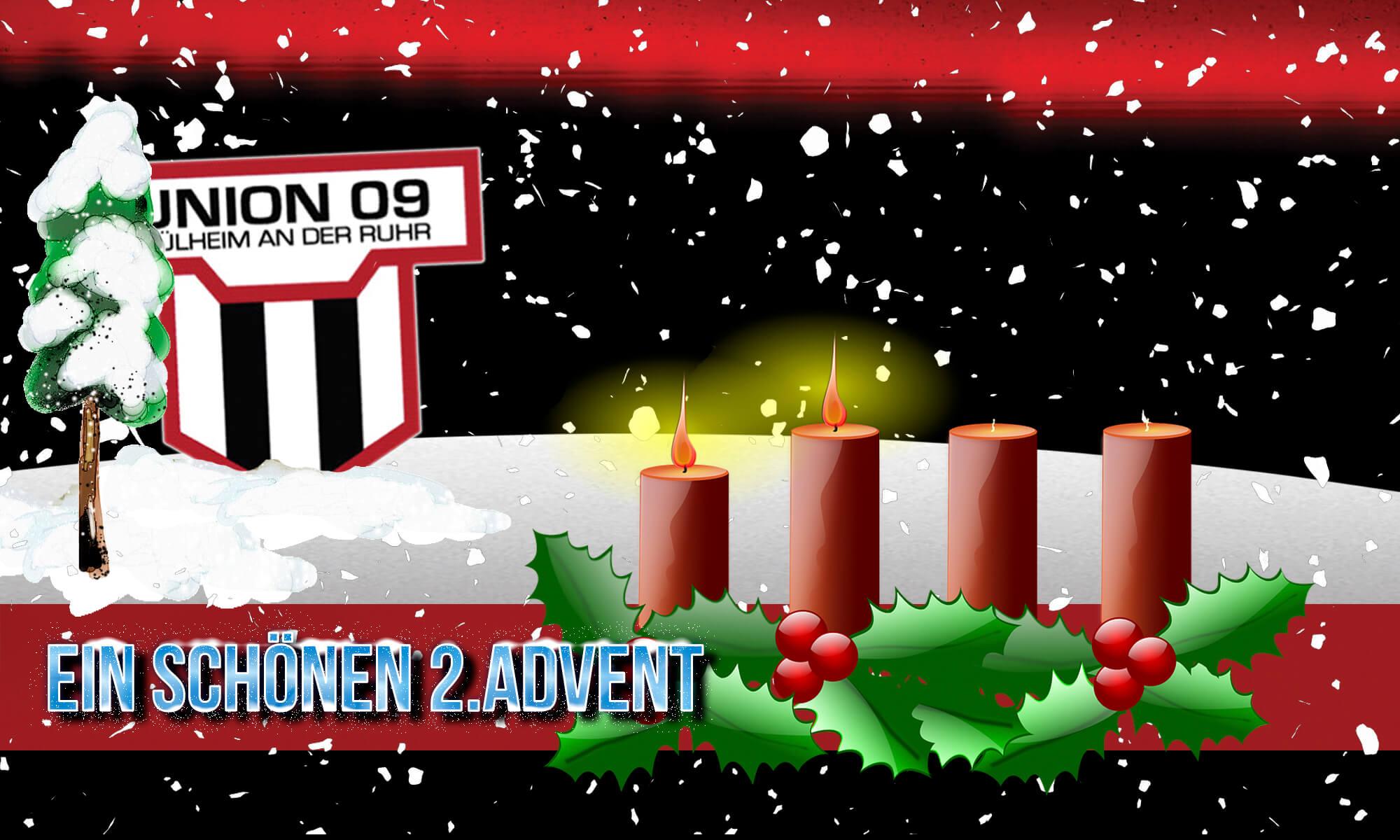 Wünschen allen ein schönen 2. Advent