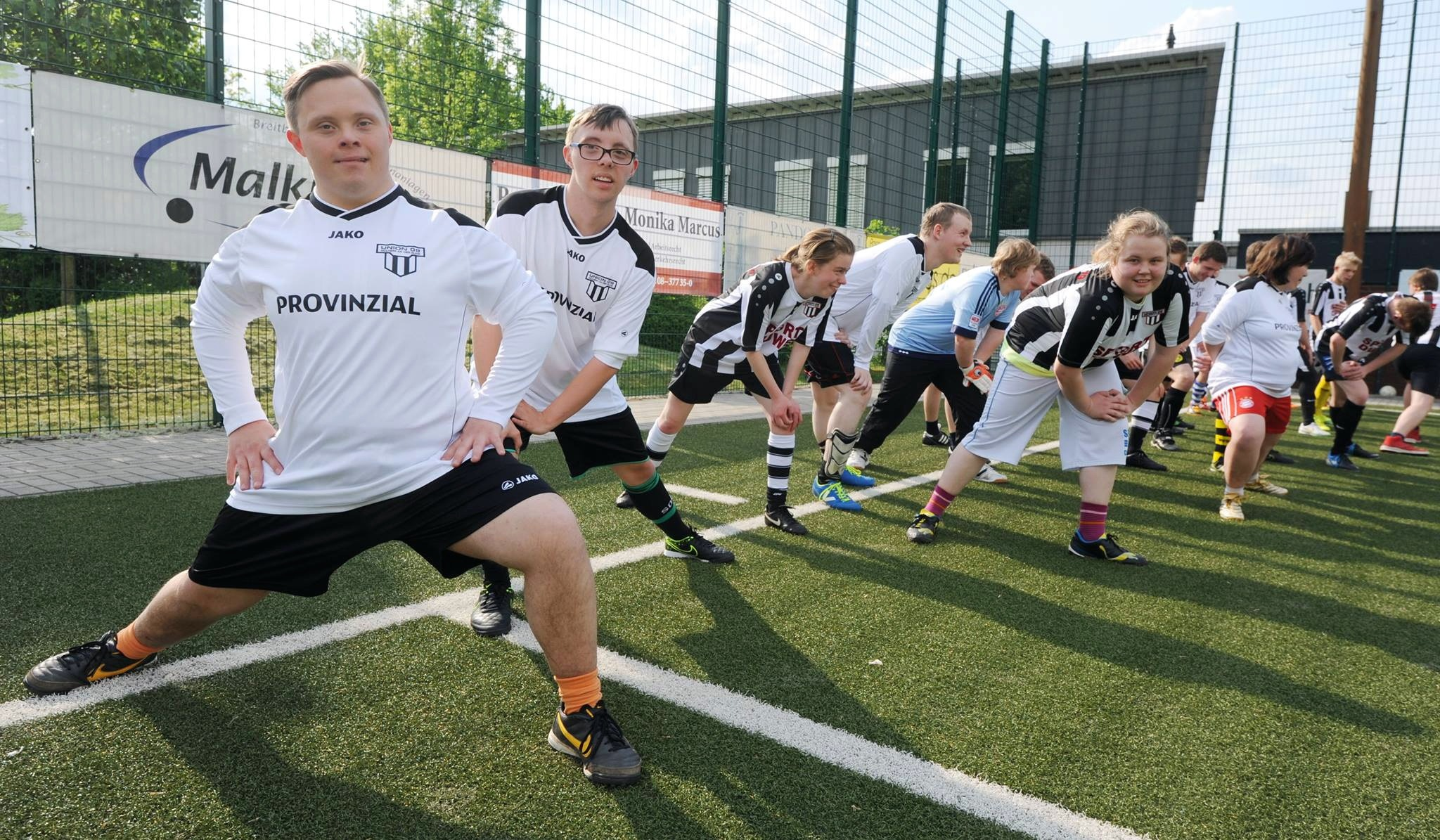 I-Teams feiern 10 jähriges Bestehen