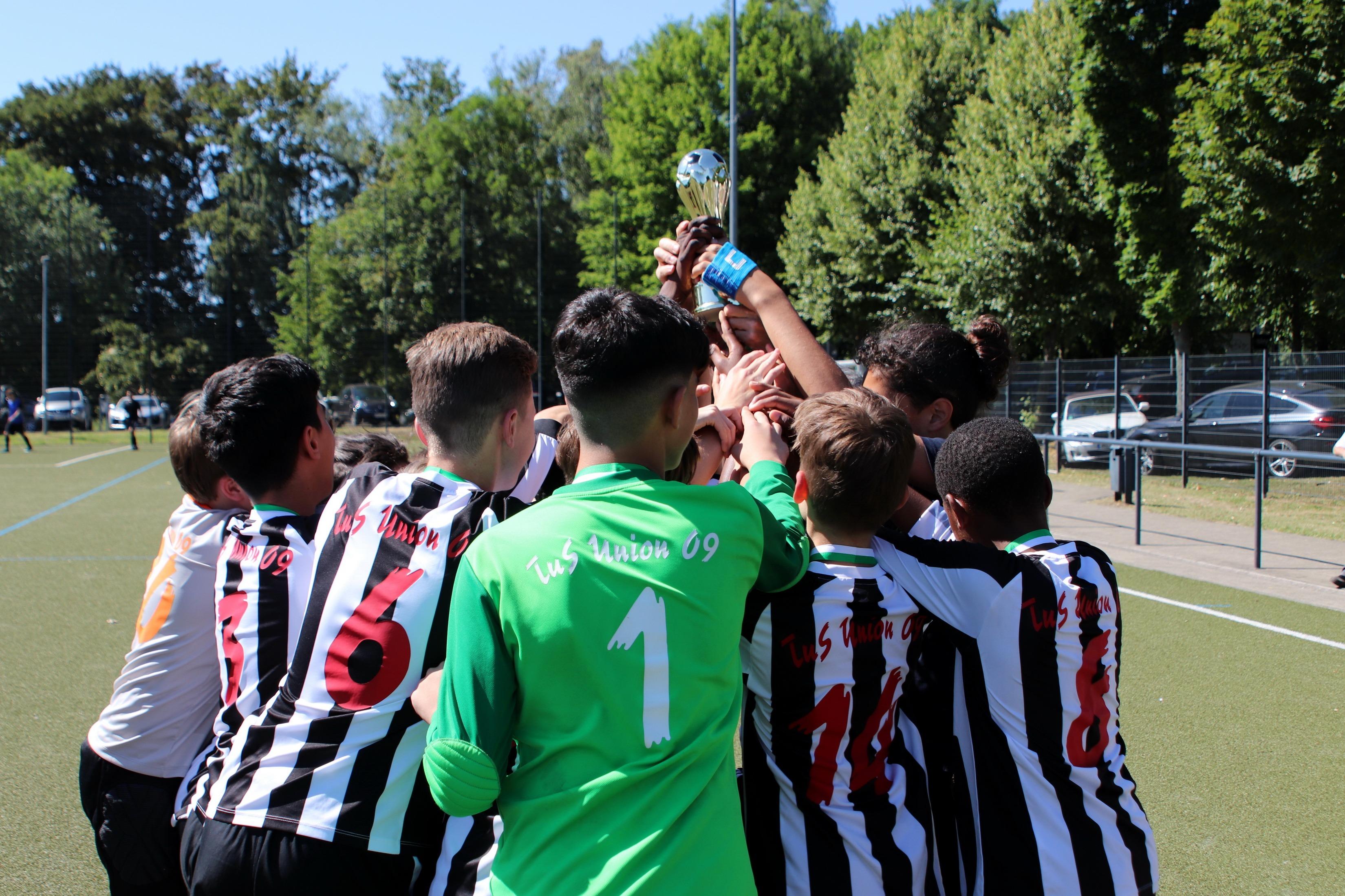 D1- erneut Stadtpokalsieger