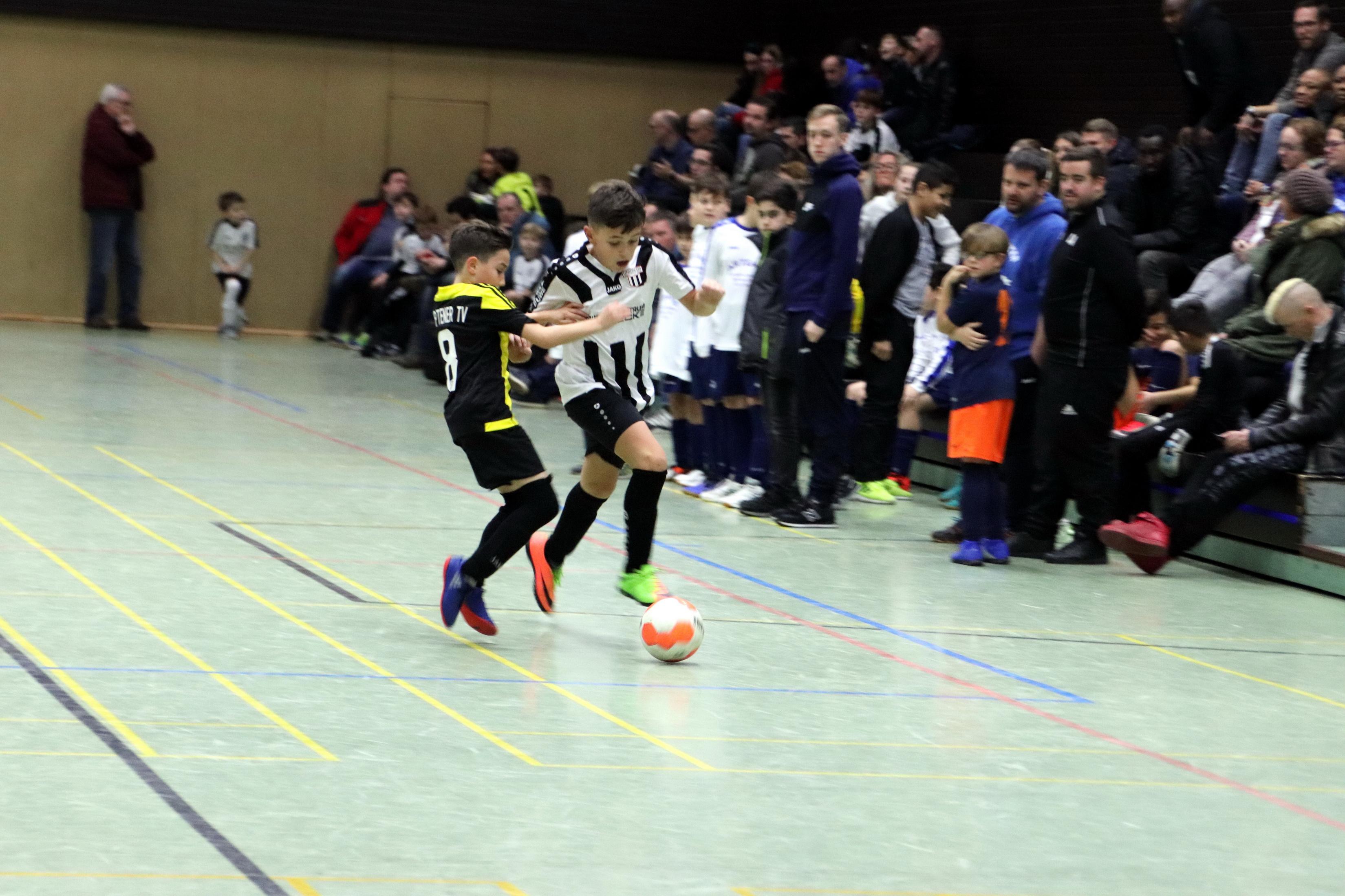 E1 – belegt den 5.Platz beim Futsal Turnier