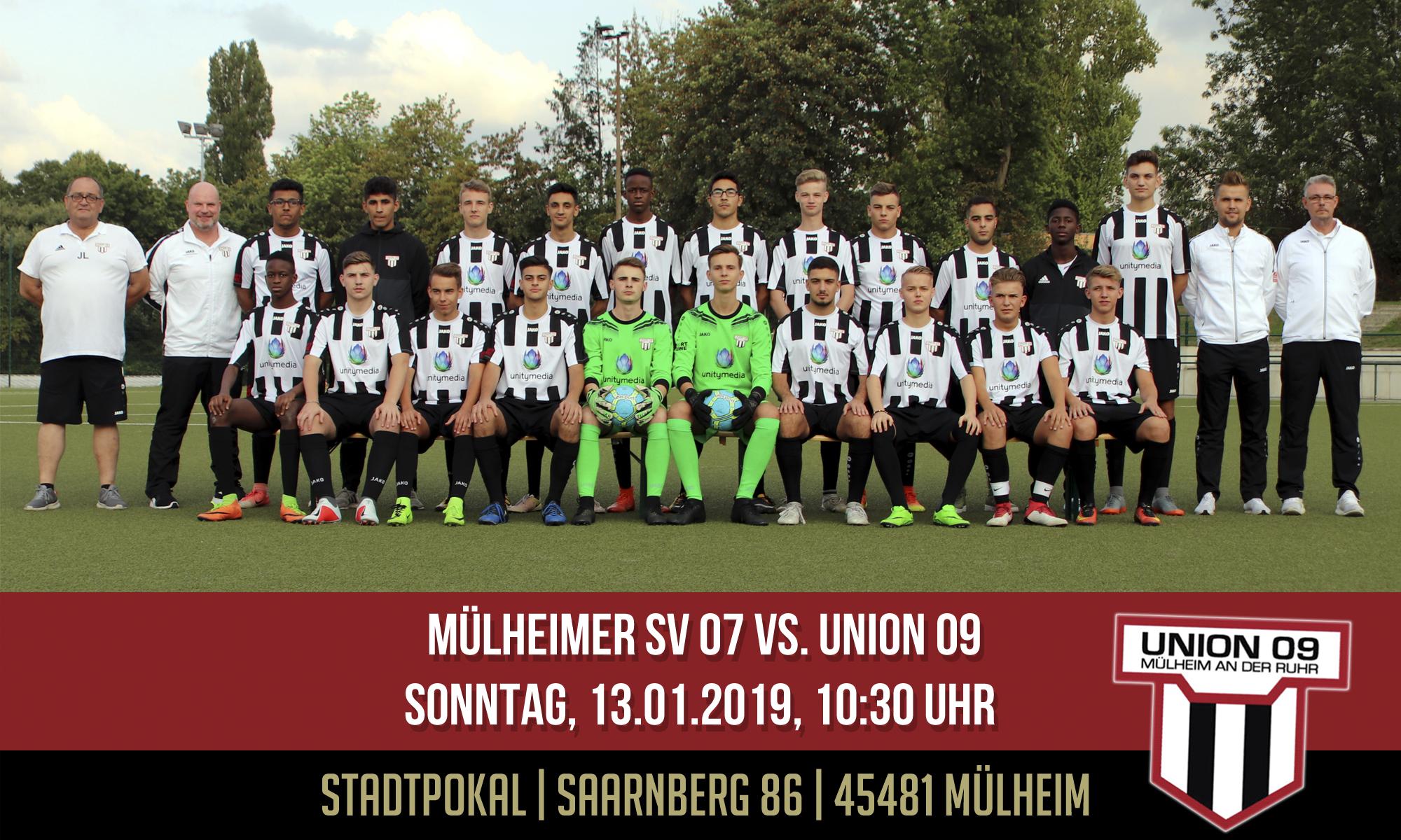 A1- reist zum Pokalspiel zum Saarnberg