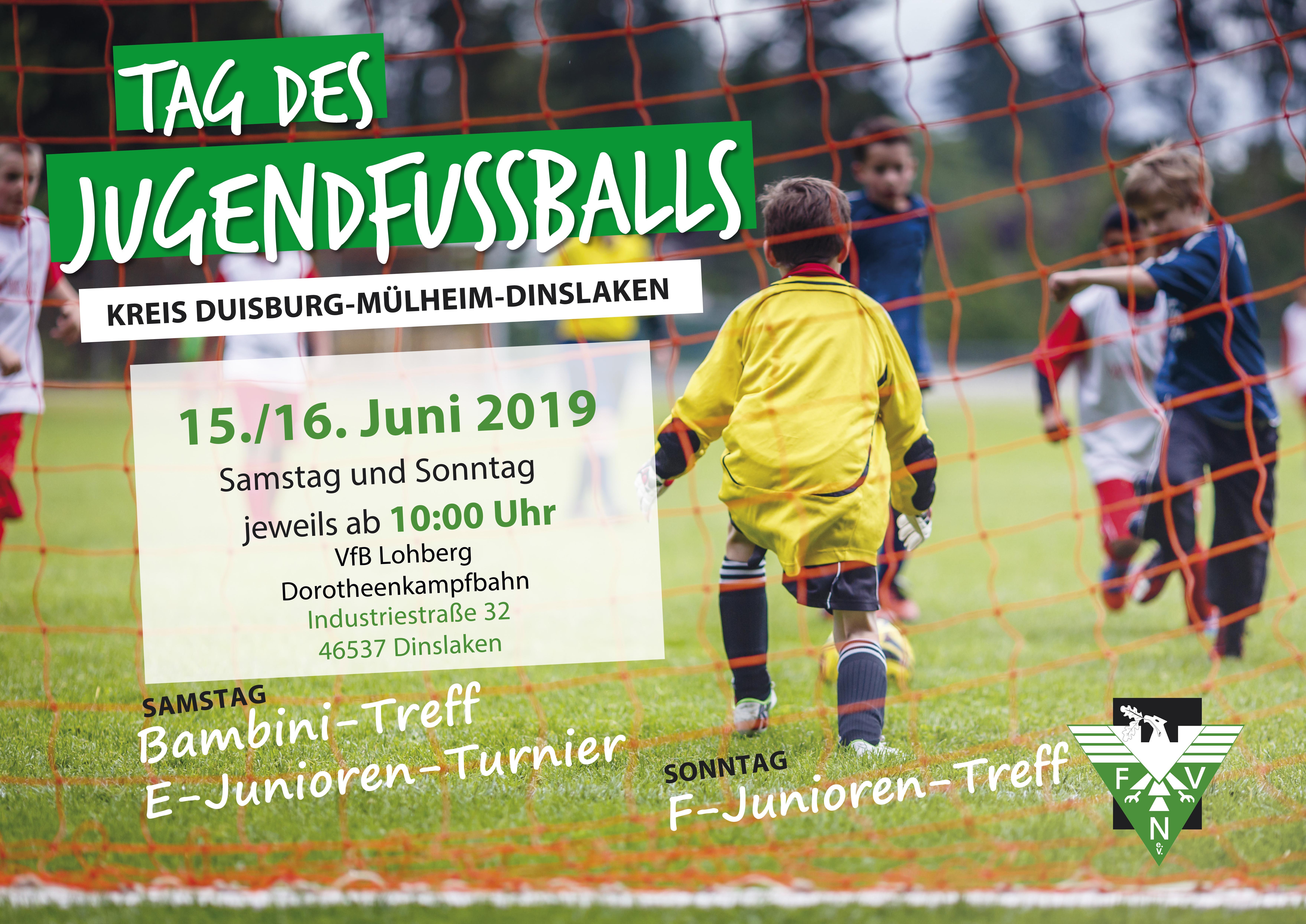 Tag des Jugendfußballs 2019