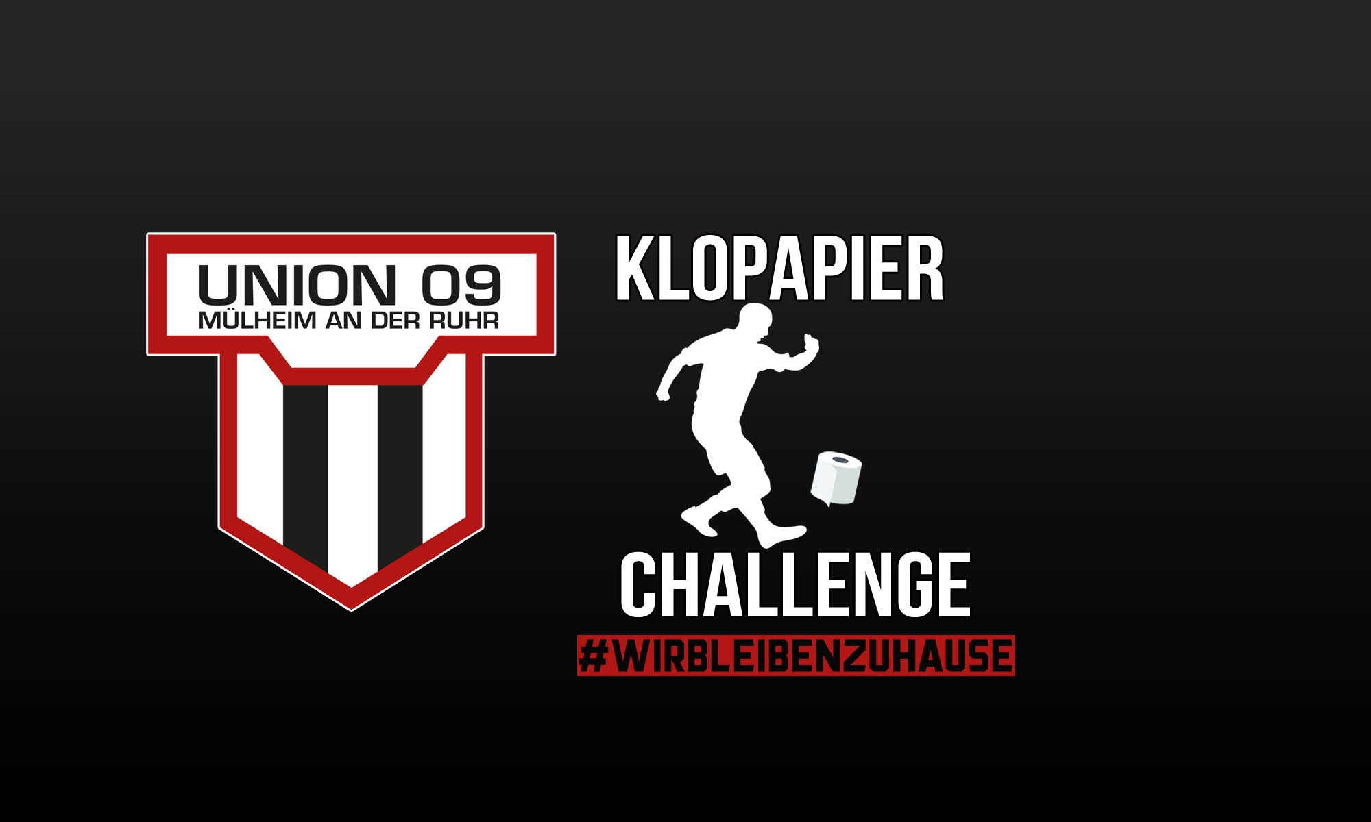 Uniöner Klopapier Challenge!