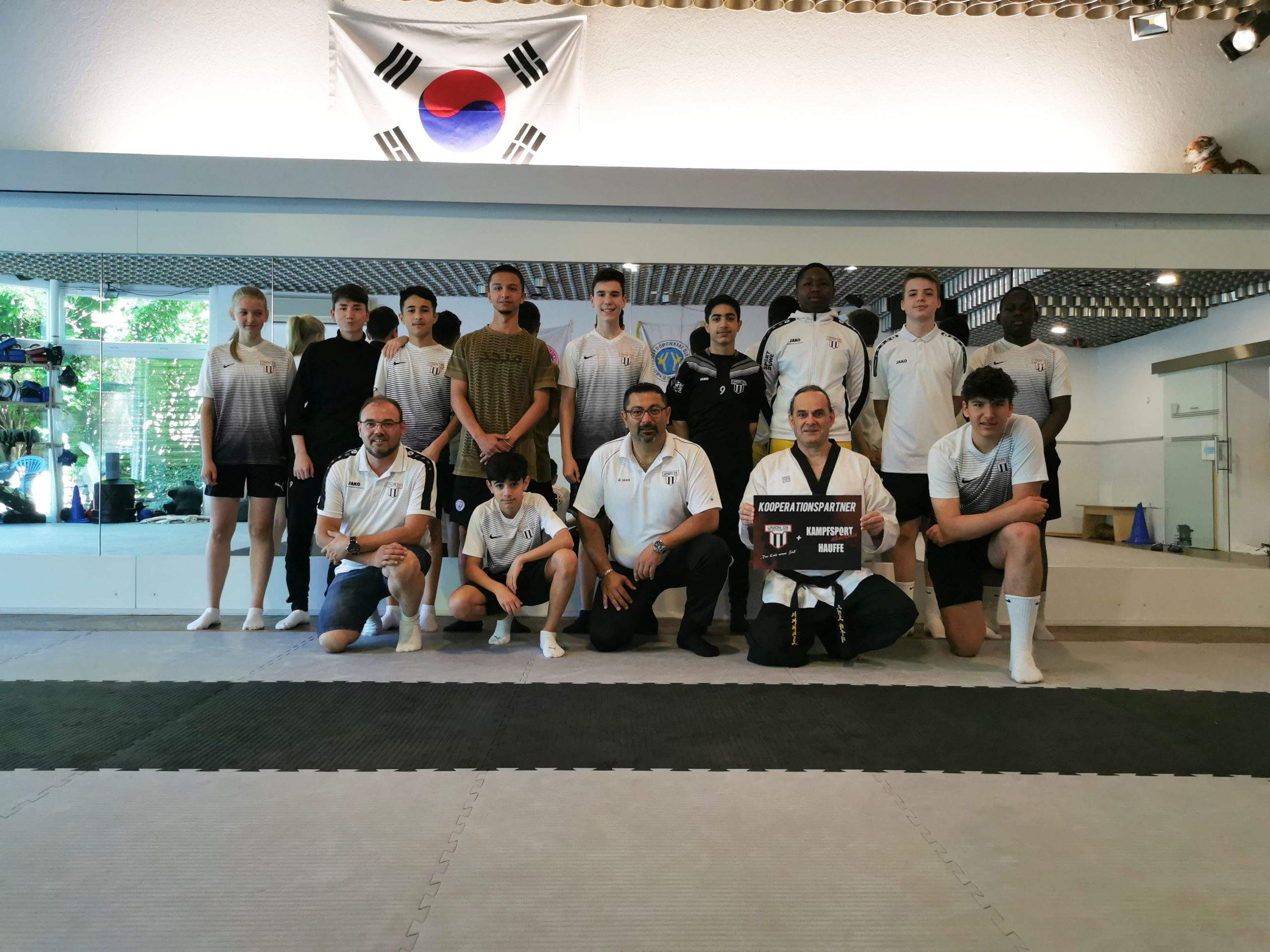 Neuer Kooperationspartner – Kampfsportakademie Hauffe